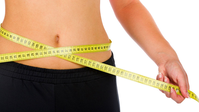 You are more than a size - waist and tape measure